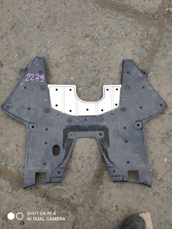 Защита двигателя Honda Fit GP5 LEB