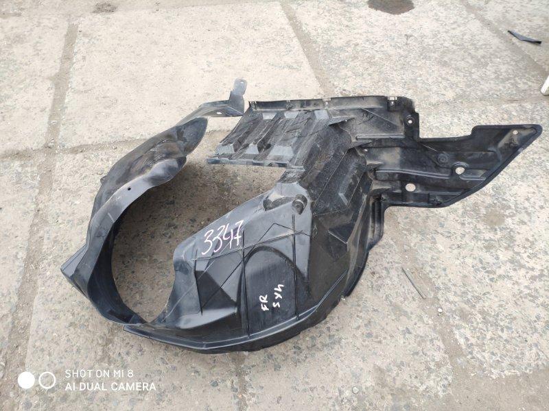 Подкрылок Suzuki Sx4 YA22S M16A 2016 передний правый