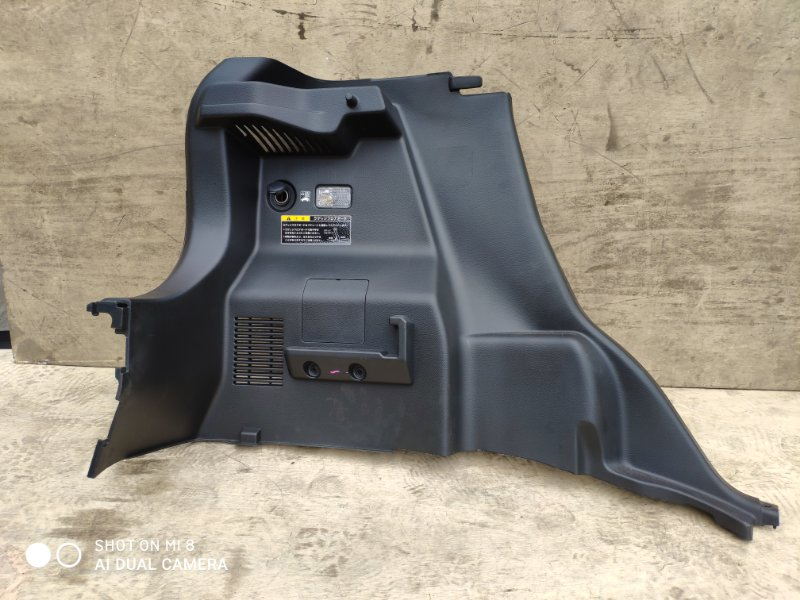 Обшивка багажника Suzuki Ignis FF21S K12C 2018 задняя левая