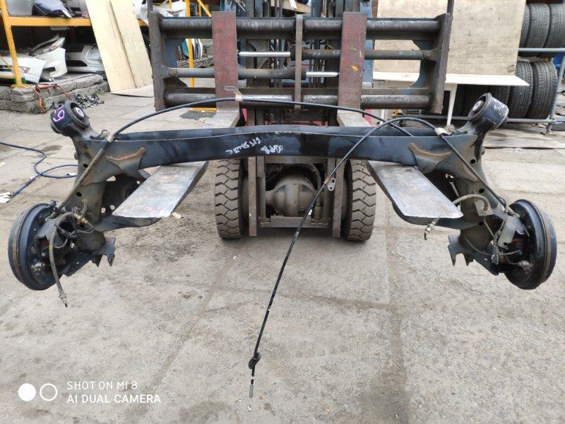 Балка подвески Honda Shuttle GP8 LEB задняя