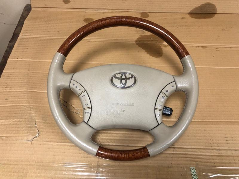 Руль с airbag Toyota Brevis JCG11