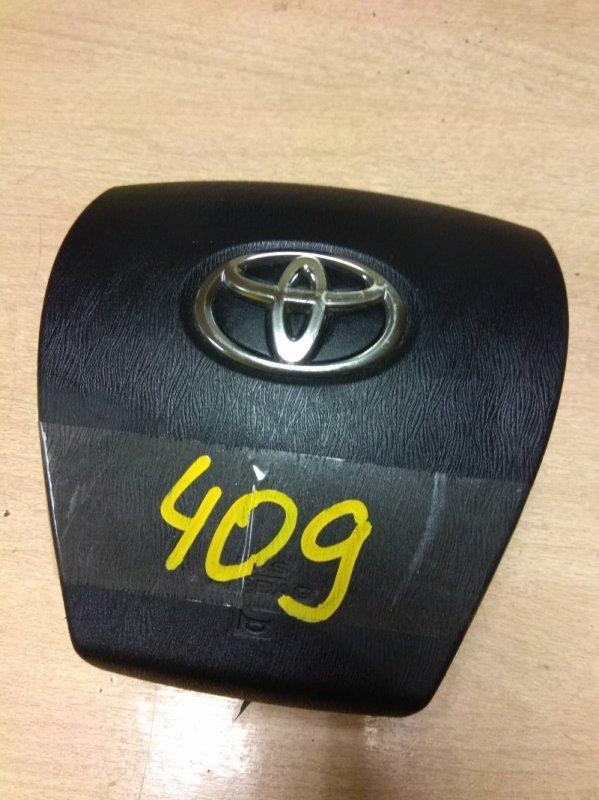Airbag на руль Toyota Prius Alpha ZVW41 2ZR 2011
