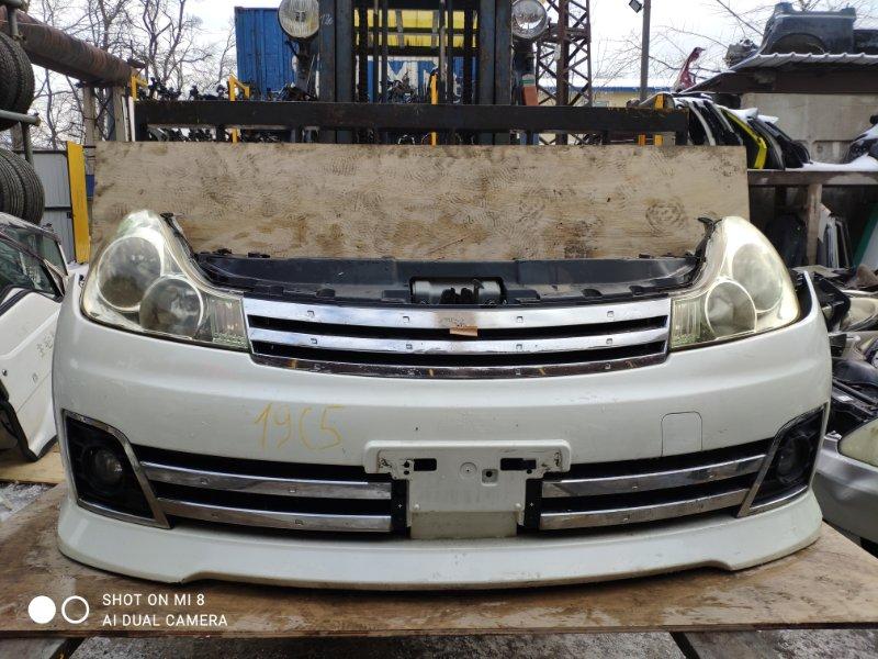 Nose cut Nissan Wingroad Y12 HR15