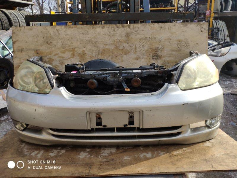 Nose cut Toyota Mark Ii JZX110 1JZ-FSE