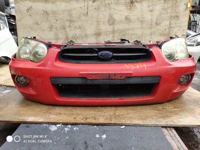Nose cut Subaru Impreza GG2 EJ15 2003