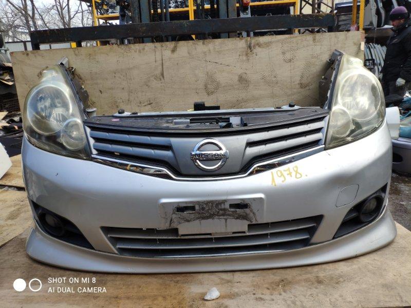 Nose cut Nissan Note NE11 HR15
