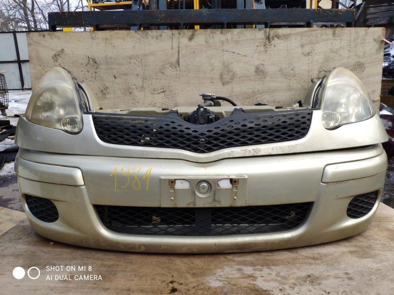 Nose cut Toyota Funcargo NCP20 1NZ