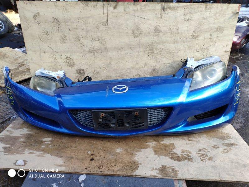 Nose cut Mazda Rx-8 SE3P 13B