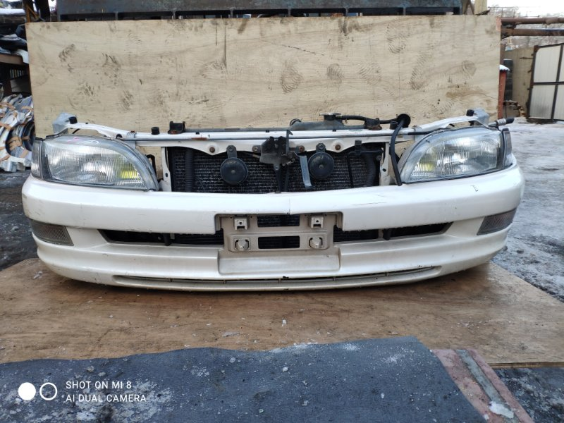 Nose cut Toyota Corona Exiv ST202 3S