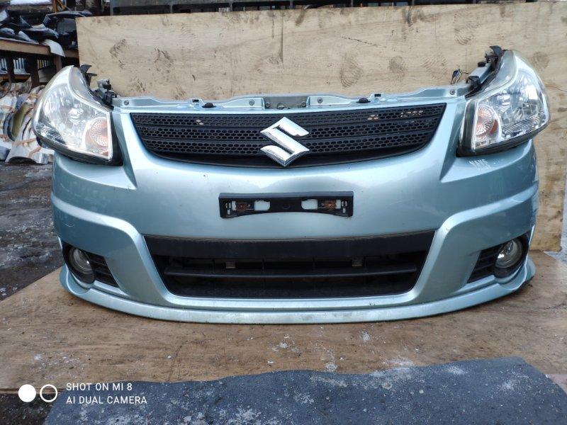 Nose cut Suzuki Sx4 YA11S M16A