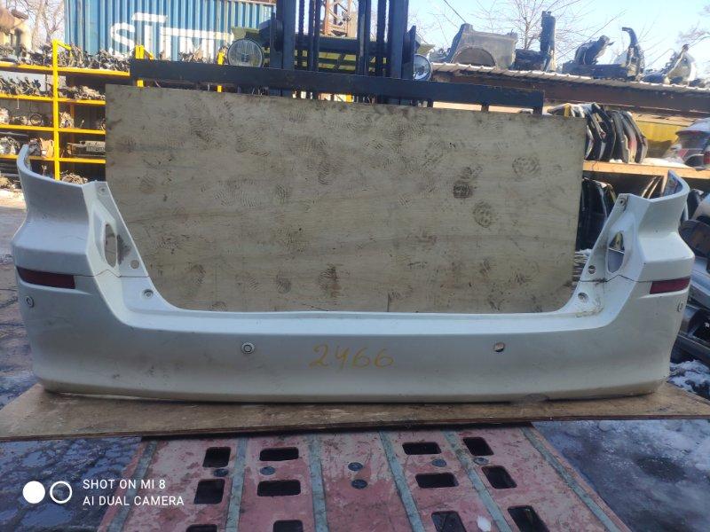 Бампер Toyota Alphard ANH10 задний
