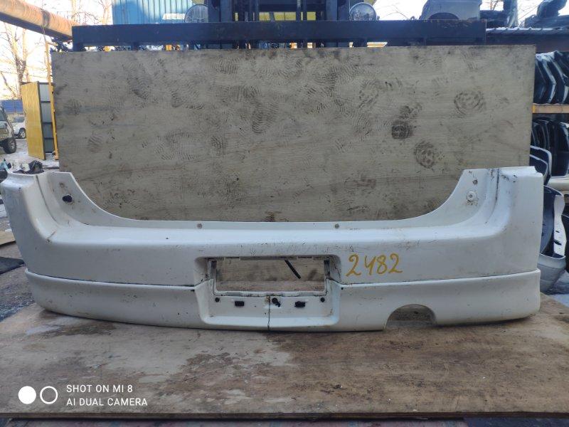 Бампер Toyota Bb NCP30 1NZ задний
