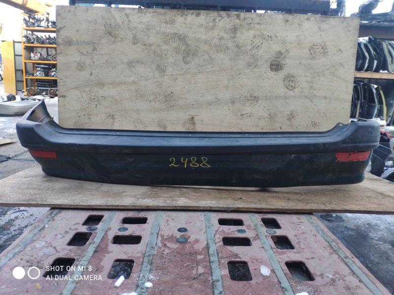 Бампер Toyota Carib AE115 задний