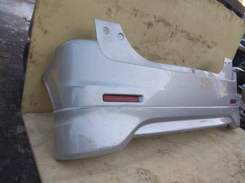 Бампер Suzuki Solio MA15S задний