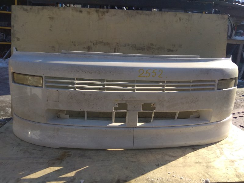 Бампер Toyota Bb NCP30 передний