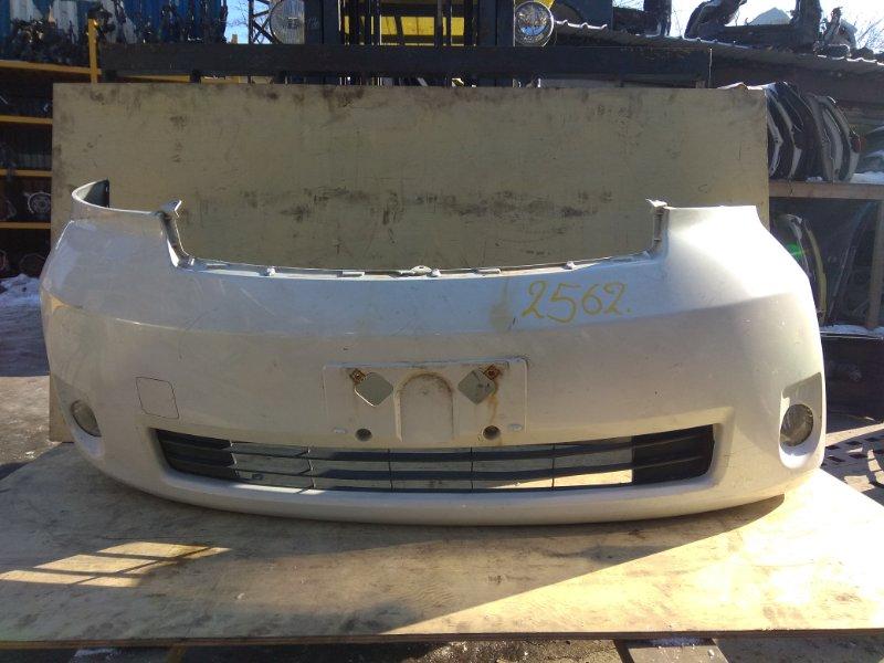 Бампер Toyota Porte NNP10 передний