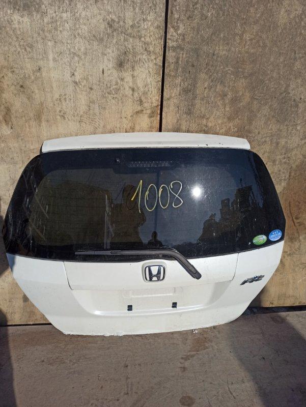 Дверь задняя Honda Fit GD1 задняя