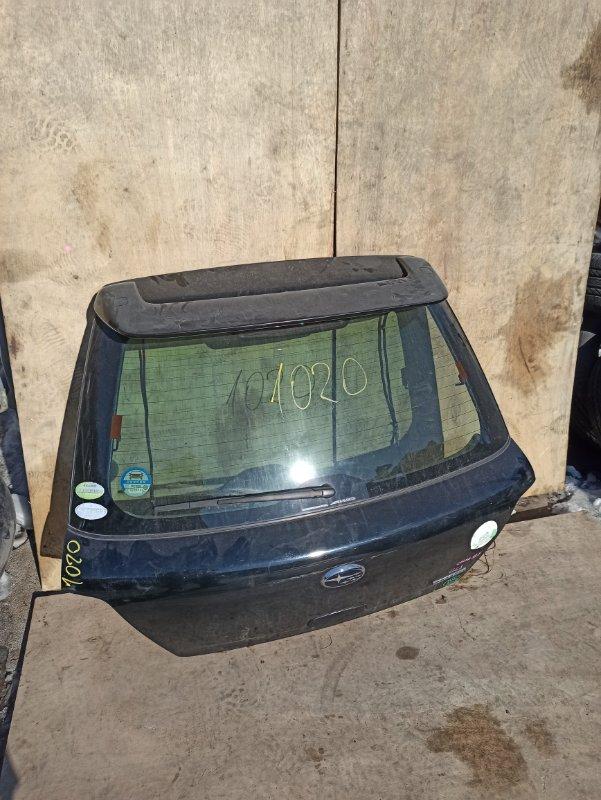 Дверь задняя Subaru Impreza GG2 задняя