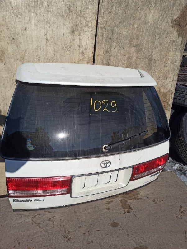 Дверь задняя Toyota Mark Ii Qualis SXV20 задняя