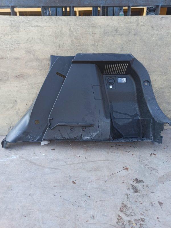 Обшивка багажника Suzuki Sx4 YA22S задняя правая