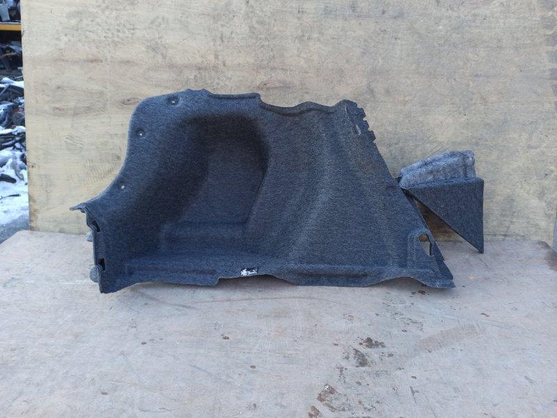Обшивка багажника Honda Grace GM4 2019 задняя левая