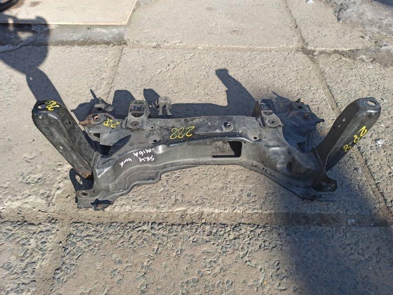 Балка под двс Suzuki Sx4 YA22S M16A 2016 передняя
