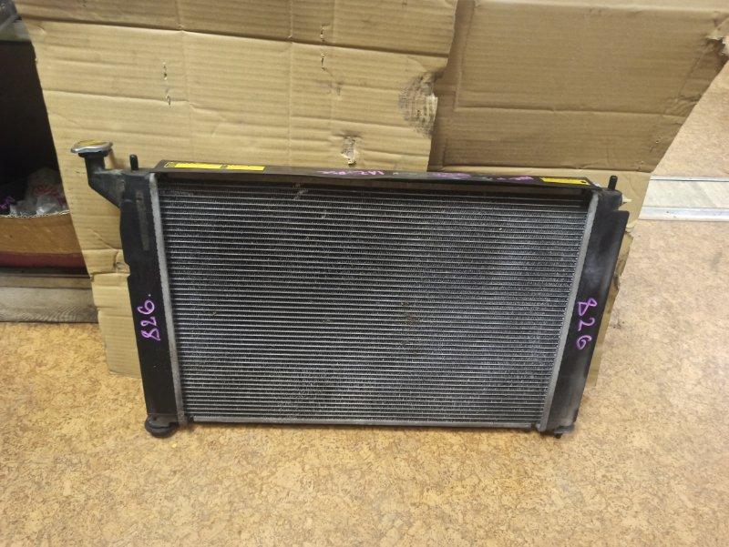 Радиатор основной Toyota Wish ANE11 1AZ-FSE