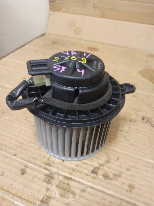 Мотор печки Suzuki Sx4 YA11S