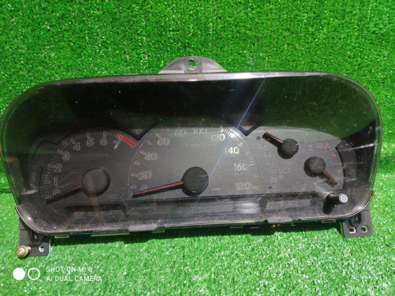 Панель приборов Honda Edix BE4 K20A