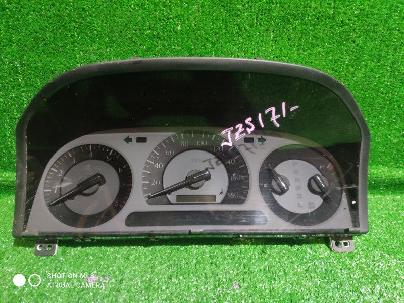 Панель приборов Toyota Crown JZS171 1JZ