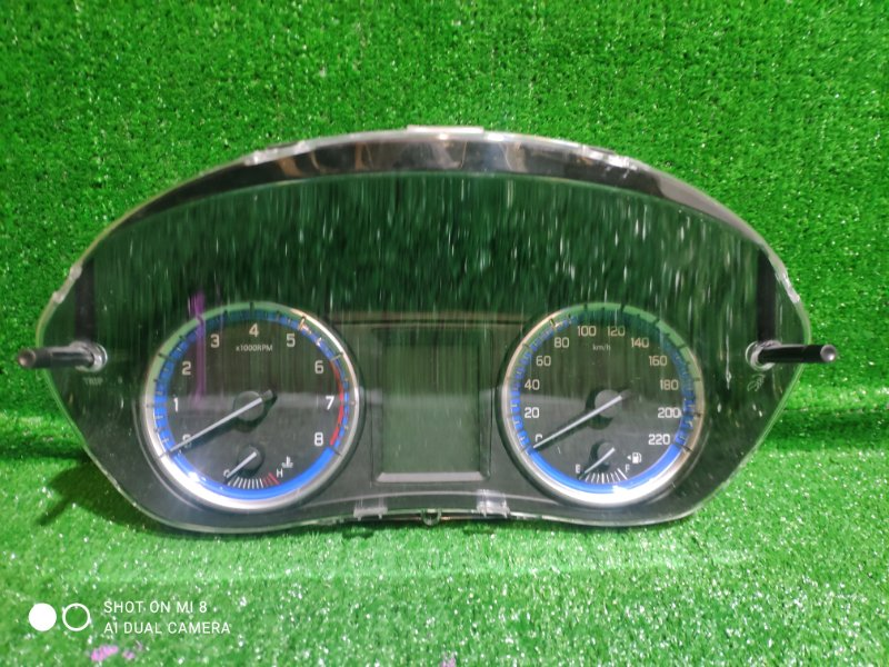 Панель приборов Suzuki Sx4 YB22S M16A 2016