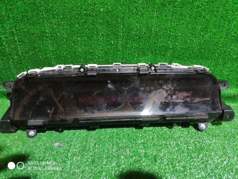 Панель приборов Toyota Prius Alpha ZVW41 2ZR 2011