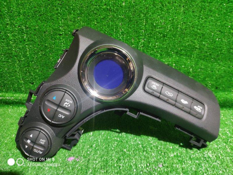 Блок управления климат-контролем Honda Fit Shuttle GP2 LDA 2015