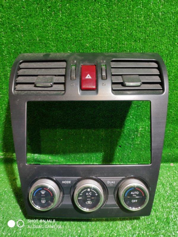 Блок управления климат-контролем Subaru Impreza Xv GP7 FB20