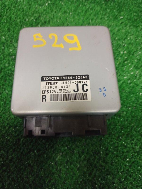Электронный блок Toyota Probox NCP165 1NZ-FE