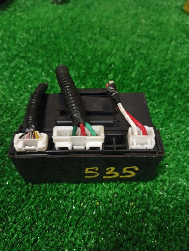 Электронный блок Honda Fit GP5