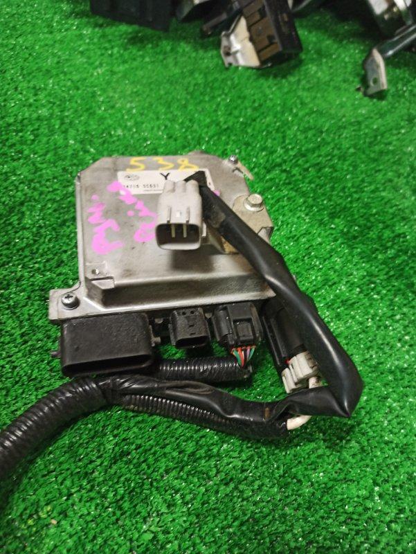 Электронный блок Subaru Forester SHJ
