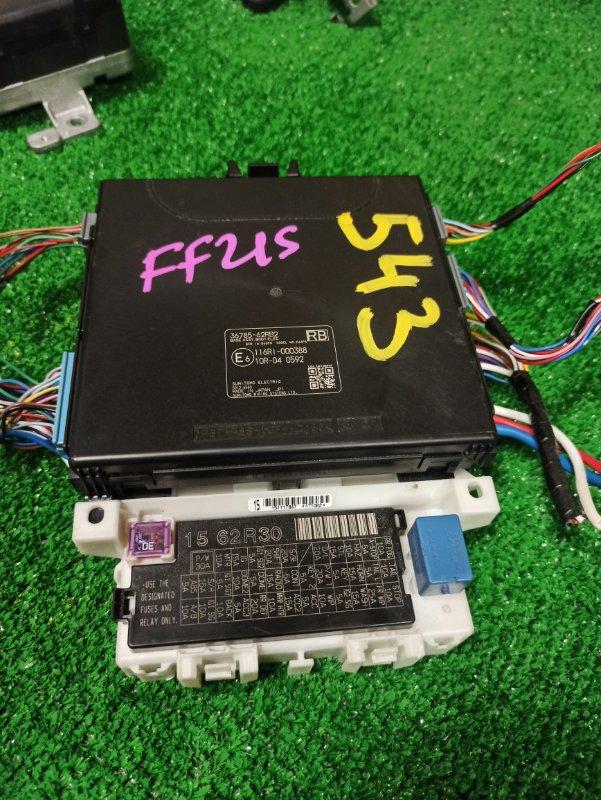 Электронный блок Suzuki Ignis FF21S K12C 2018