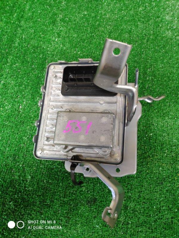 Электронный блок Honda Fit GP5 LEB