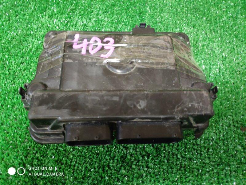 Блок управления efi Honda Fit GP5 LEB