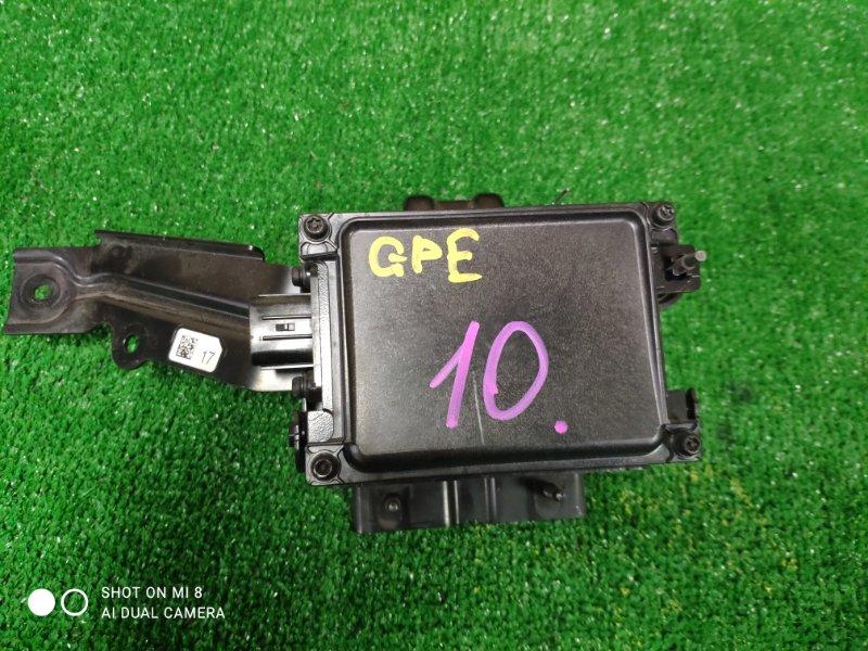 Радар-детектор Honda Fit GP5 LEB