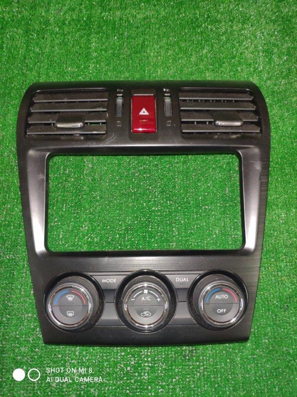Блок управления климат-контролем Subaru Forester SJ5 FB20