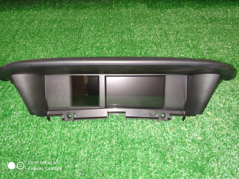 Монитор Subaru Forester SJ5 FB20