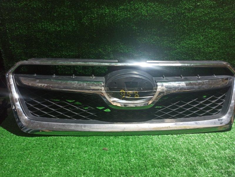 Решетка радиатора Subaru Impreza Xv GP7