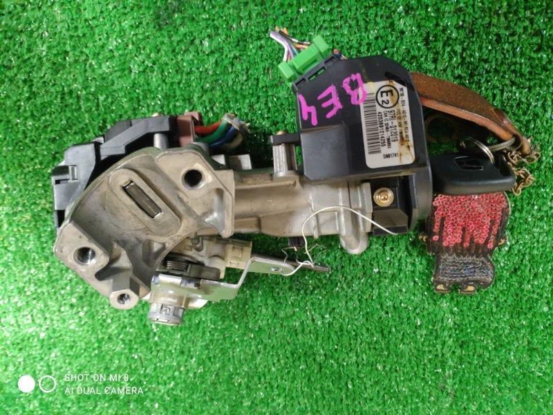 Замки комплект Honda Edix BE1 K20A
