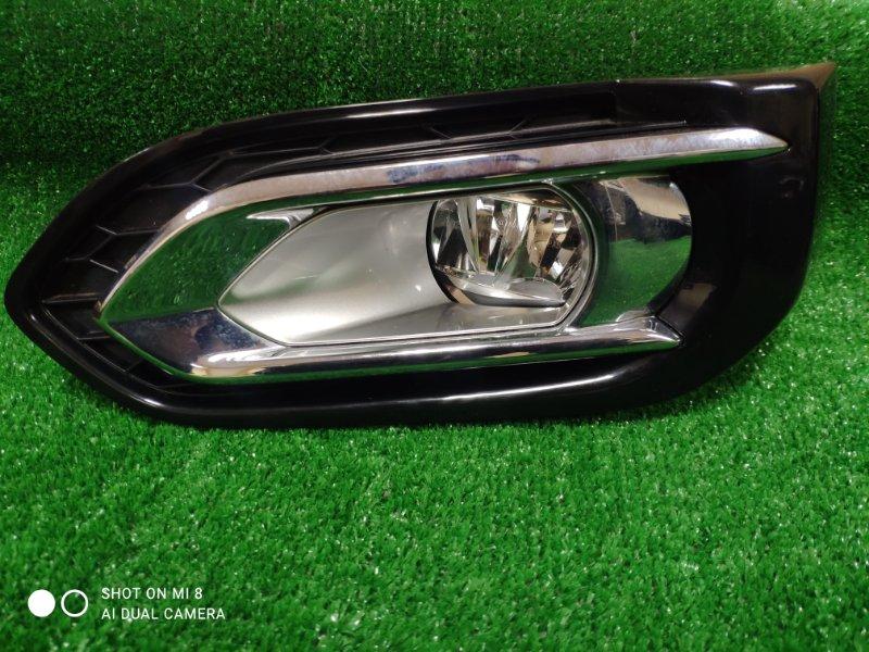 Туманка Honda Fit GP5 LEB передняя левая