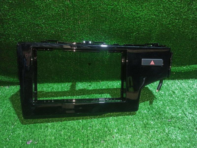 Консоль магнитофона Honda Fit GP5