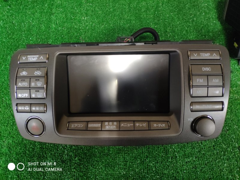 Монитор Toyota Brevis JCG11