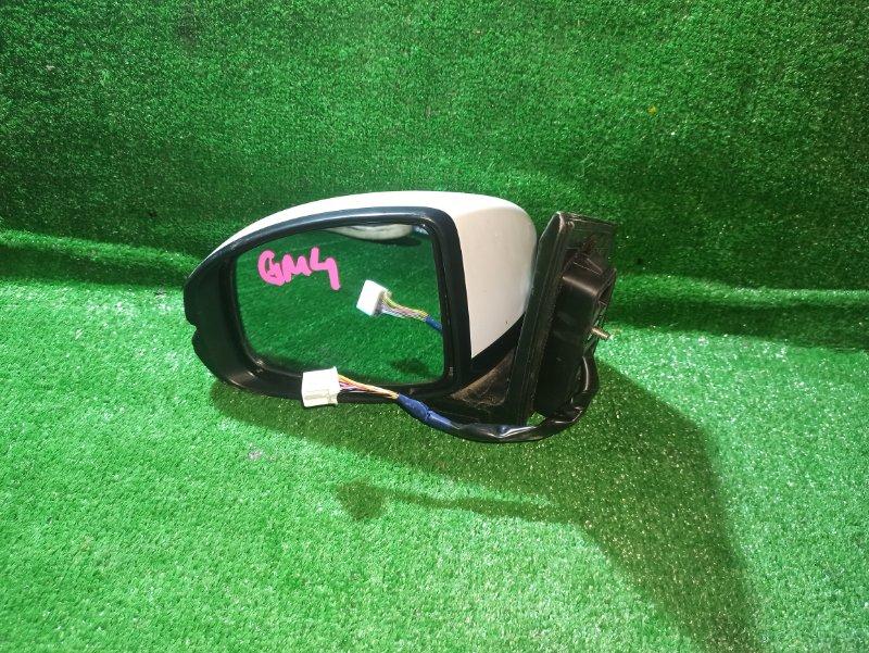 Зеркало Honda Grace GM4 переднее левое