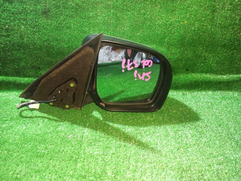 Зеркало Subaru Forester SHJ переднее правое